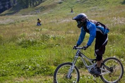 Горные велосипеды на Буковеле