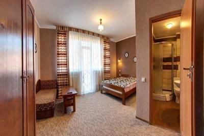 Гостиница в Полянице